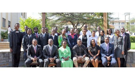 FIRST RIARA UNIVERSITY STUDENTS' GOVERNMENT INAUGURATED