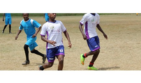 Riara football team 'payback' by thrashing daystar in universities soccer league