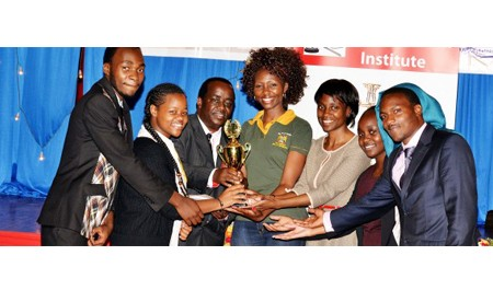Riara University Wins Inter-varsity Law Debate Challenge