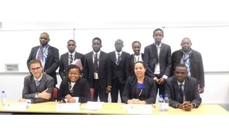 RLS students at the WTO (ELSA) Moot 2016 Edition